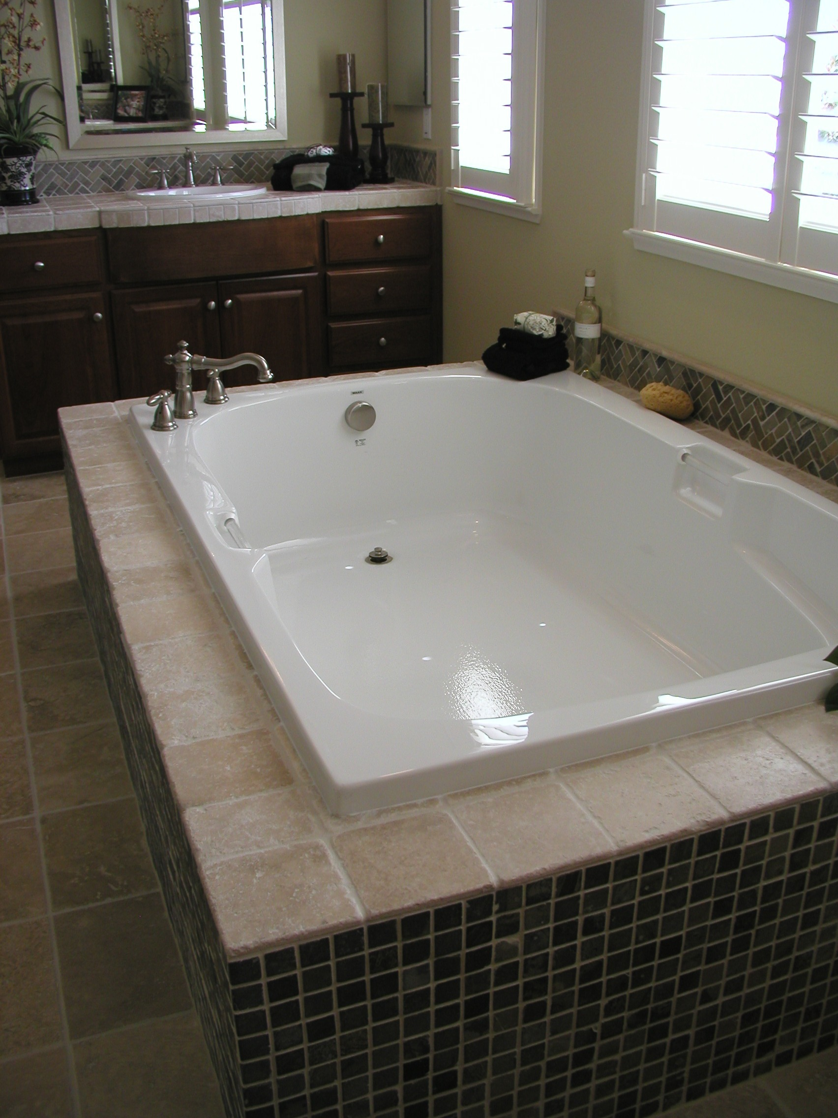 Do You Want Your Own Personal Spa Turn Your Bathroom Into One - How to remodel your own bathroom
